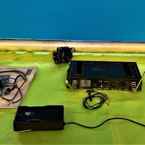 Radiomicrofono con archetto noleggio